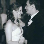 Nicole & Mike's first dance.