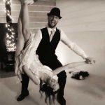 Celeste & Dylan's first dance.